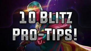 10 Pro-Tips for Blitz!
