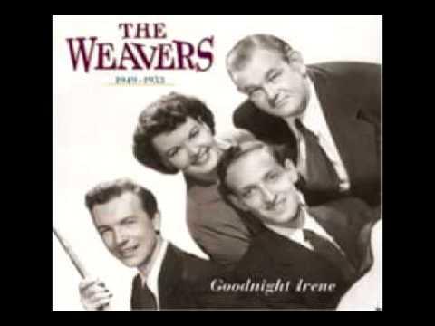 No Irish Need Apply - The Weavers - (Lyrics)