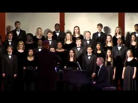 Christmas Time is Here - Euless Trinity HS Choir