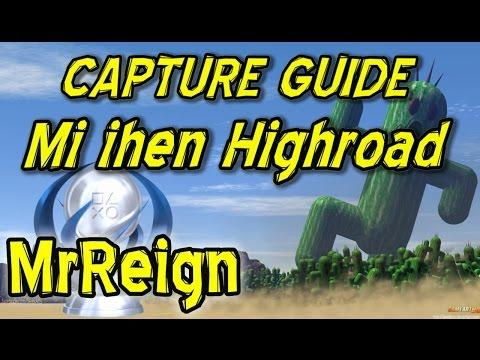 Final Fantasy X HD Remaster - Monster Capture Guide - Mi Ihen Highroad