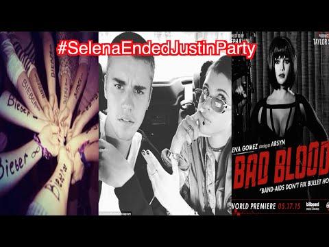 Selena Gomez & The Beliebers VS Justin Bieber & Sofia Richie #SelenaEndedJustinParty 🎉