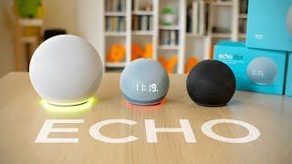 RECENSIONE Amazon ECHO / ECHO DOT (4ª generazione - 2020)