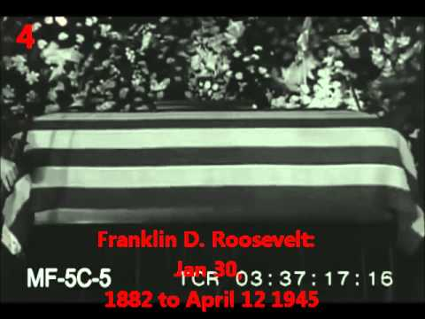 AP History 1940s Timeline Final Project