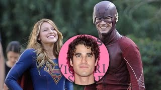 Glee Reunion Set for The Flash & Supergirl Musical Crossover