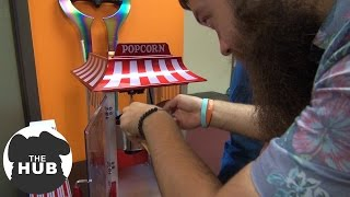 Popcorn Hub | The HUB - August 18, 2015