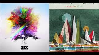 Beautiful Syrup - Zedd vs Young The Giant (Mashup)