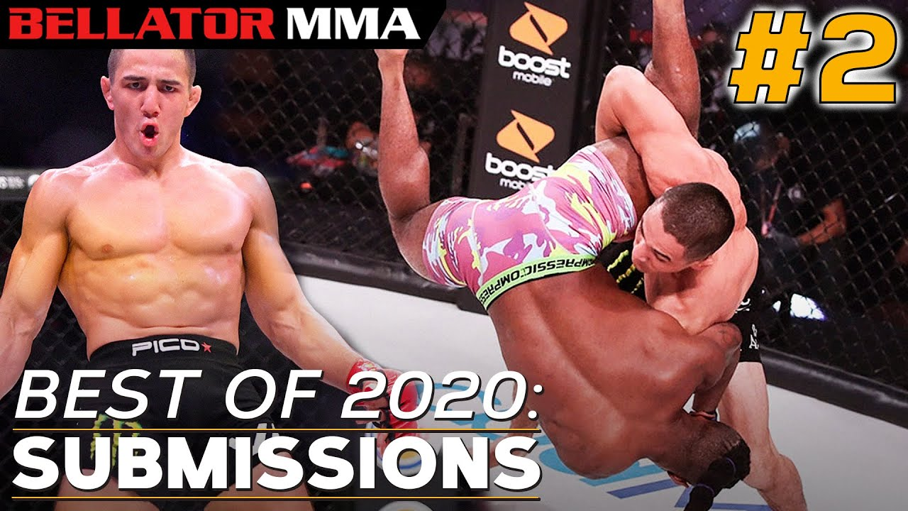 Best of 2020: Top Submissions #2 | Bellator MMA