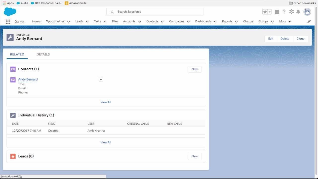 Platform: GDPR Compliance Support