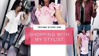 SEEING MY PERSONAL STYLIST
