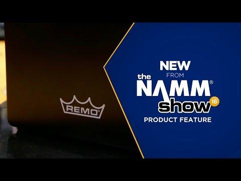 Live at NAMM 2016 - Remo Crown Cajon
