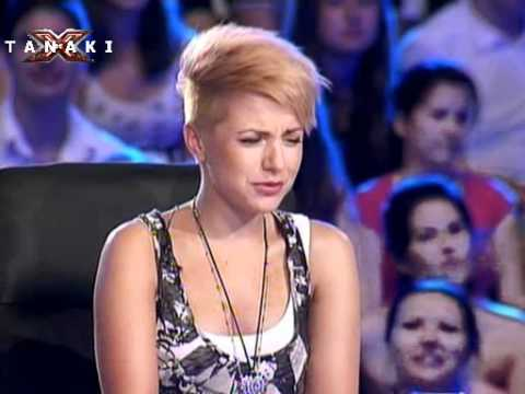 Bulgarian talent singing Hurts - stay