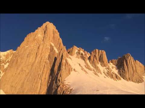Mt Whitney Mountaineer