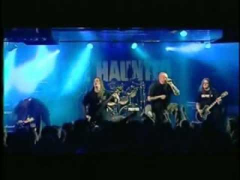 The Haunted - Chasm [live Malmö 2001]