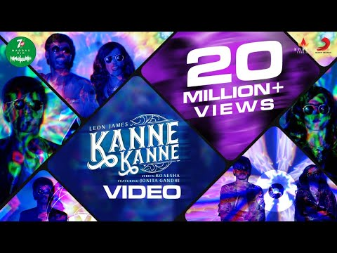 7UP Madras Gig - Kanne Kanne | Leon James | Jonita Gandhi