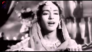 Marna Teri Gali Mein Jeena Teri Gali Mein - Lata Mangeshkar - SHABAB - Nutan, Bharat Bhushan