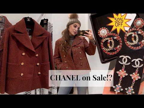 CHANEL JANUARY SALE | Weekend Vlog: Shopping, Harrods & Winter Wonderland