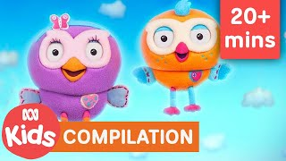 Giggle and Hoot: Gigglicious Adventures Compilation   Hoot Hoot Go!