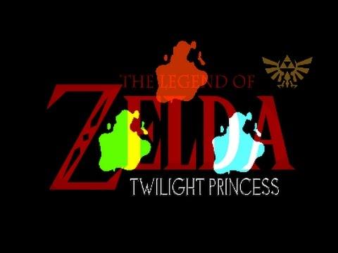Zelda Twilight Princess HD Heart Piece 44 Faron Province