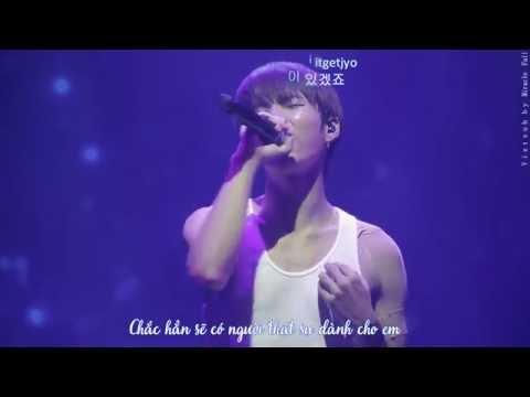[Vietsub+Kara] INFINITE - A Person Like Me