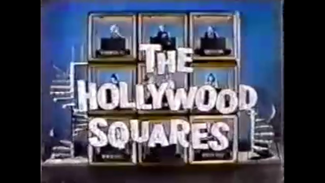 Download The Hollywood Squares (20.06.1980) NBC's final episode