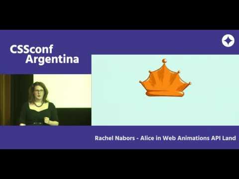 Alice in Web Animations API Land