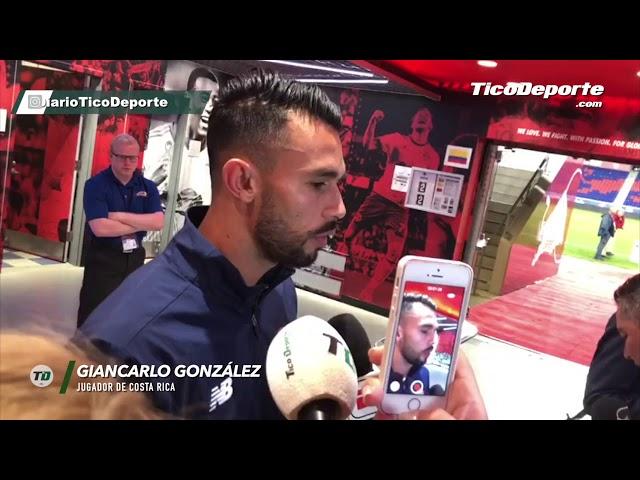 Giancarlo González: