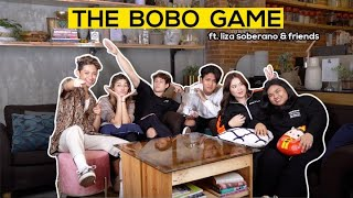 THE BOBO GAME WITH LIZA SOBERANO AND THE SQUAD | The Gil Side