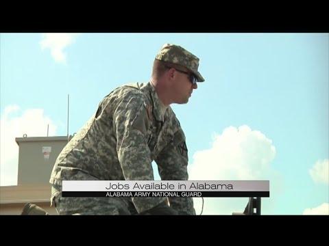 National Guard Jobs In Alabama