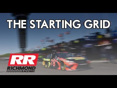 Starting Grid: Richmond Raceway