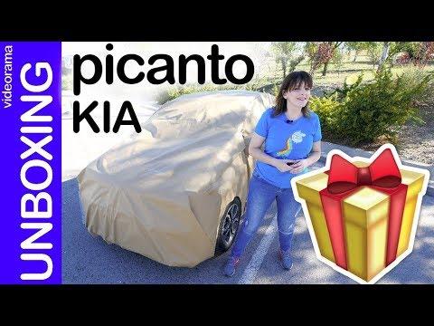 Kia Picanto unboxing gigante
