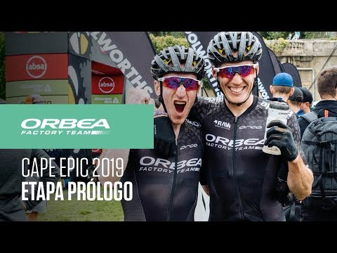 Etapa Prólogo Cape Epic 2019   Orbea Factory Team