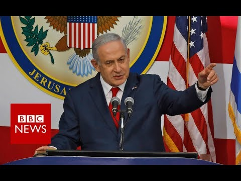 Benjamin Netanyahu: 'This is history' - BBC News