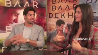 Watch Katrina and Sidharth discuss Pinkvilla's YaYs and NaYs in this fun video