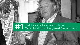 Digital safety checks: Why David Bromilow joined...