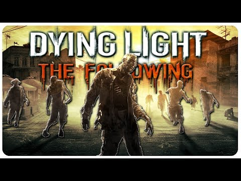 Best ZOMBIE Game I Never Played? | Dying Light The Following Gameplay