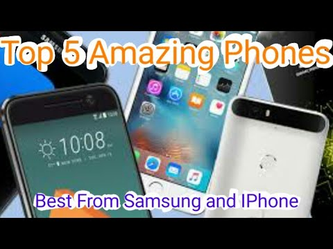 Most Advanced Mobile Phones better from Samsung and Iphone