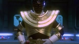 Power Rangers - Gold Ranger Power Transfer (Power Rangers Zeo) - Austin St John