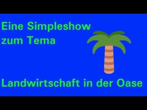 Simple Show Oasen Wirtschaft Klasse 7 (Deutsch)