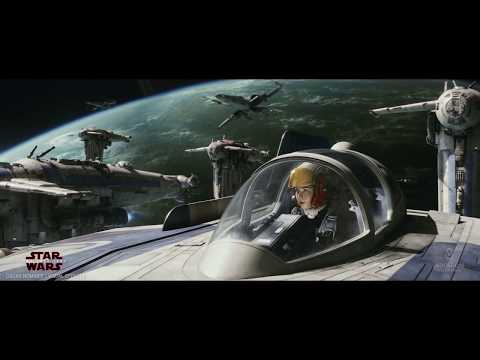 Behind the Magic - Star Wars: The Last Jedi - Bombing Run