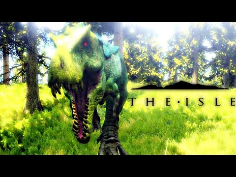 The Isle - MIGRATION EVENT, HYPO REX & SUB ADULT PROGRESSION