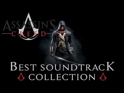 Assassin's Creed Best Soundtrack I-V (Unity & Rogue incl.)