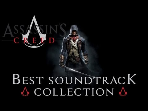 Assassin's Creed Best Soundtrack I-V (Unity & Rogue incl.)