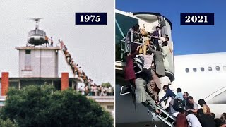 video: Watch | Saigon then, Kabul now: Afghanistan airport evacuation compared with fall of Saigon in Vietnam War