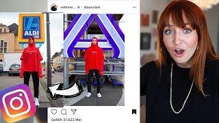 Ich kopiere 1 Woche Instagram Fotos von VETEMENTS
