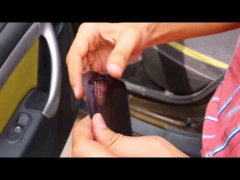 Autofact Car Magnetic Sun Shades Installation Video