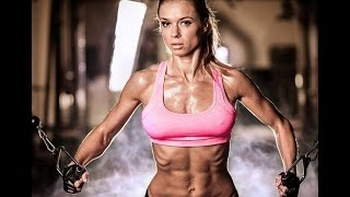 Женский бодибилдинг - видео мотивация