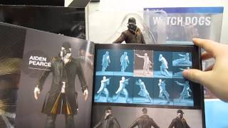 Watch Dogs -Limited Edition- -Unboxing- PS4