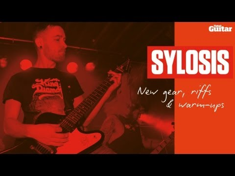 TG239: Sylosis talk new Reverend guitars, demonstrate rhythm and lead techniques