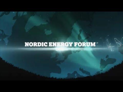 Nordic Energy Forum 14-15 Nov 2017 Helsinki