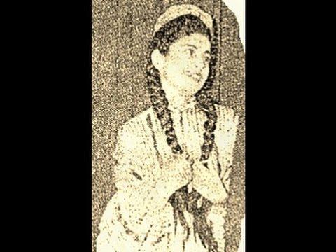 חנה אהרוני, אסנת מראש העין, 1952  Hanna Aharoni, Osnat of Rosh Ha
